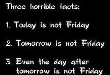 Horrible terrible
