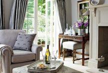 English cottage / Interiors