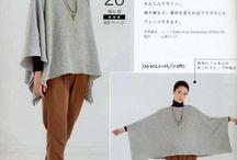 ropa capas y ponchos
