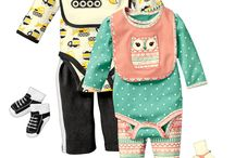 Baby Style / Comfy onesies, cute leggings, and all around adorable pint-sized clothing for your little one! Check out #shopko's newly updated baby section!