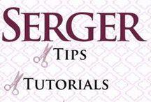 serger tips