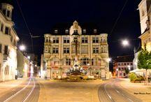 Erfurt Thüringen Landeshauptstadt