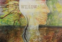 Mixed Art Forms / Painted artwork, mixed media and more.