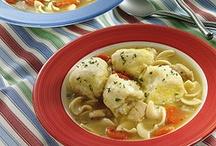 Soup, Stews, Chili & Goulash