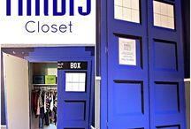 Doctor Who Stuff