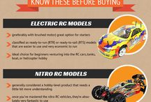 RC Models Infographics
