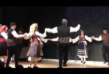 Θρακη παραδοσιακοι χοροί