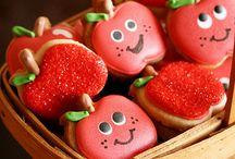 galletas frutas