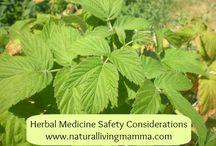Herbs: Safety