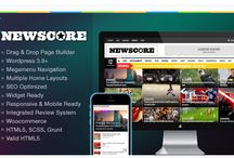 Best 10 WordPress News Themes / Top news WordPress themes presented here speaks a lot about this content management system. Lots of new themes are available like buddy press, magazine theme etc. All of these news themes is developed with responsive characteristics along with high end HTML and CSS, integrated review systems, woocommerce. Findout the best themes for you from these Best 10 WordPress News Themes.