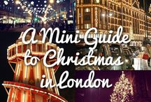 London for Christmas! / Travel
