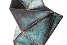 geomatric sculpture