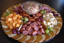 Party food ideas / by Cathy Johnson