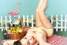My Pinup Obsession Continues / by Rita Webb