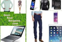 Save Real Bargains, men's and womens apparels