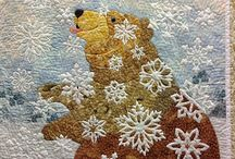 Quilting and applique / Quilting