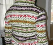 Knitted & Crocheted for adults / #knitting, #crochet for #adults