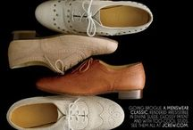 Oxfords and Brogues