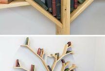 librero árbol