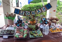 Party {Woodland Baby Shower}