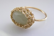 jewelry / by Rebecca Jones