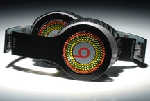 Customize Beats by Dre Headphones / Receive the unforgettable music experience with latest wireless headphones and fresh designs.