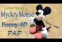 Mickey mousse eva