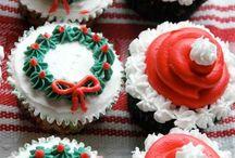 vánoční košíčky muffiny