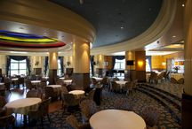 Manhattan Restaurant - Clippers Quay Travel / Disney's Hotel New York - Manhattan Restaurant, Disneyland Paris