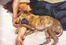 Lucian Freud / For art class