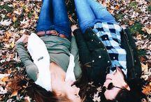 Friendship photoshoot