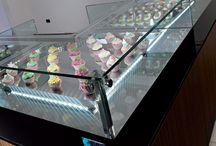 Kelly by ISA / Ice cream display cabinets & Pastry display cabinets www.isaitaly.com