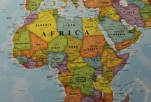 AFRICA! / by Natalie Anderson-Place