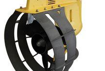 Protectores de Hélice Thrustor / Protectores de Hélice Thrustor para embarcaciones que a parte de dar protección aumentan las prestaciones.