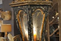 beautiful old lanterns