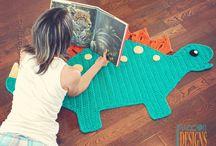 dywanik / Szydełkowe wersje dywaników - moje kolejne zauroczenie.