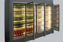 Camere frigorifice vitrate