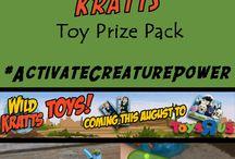 Wild Kratts / #KrattBrothers