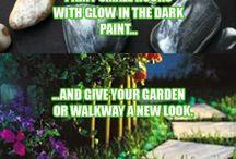 Glow in the dark ideas