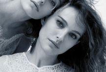 The muse: Natalie Portman