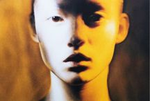 Jewelry Photoshoot / Visual inspiration for Emiko Shinozaki Jewelry photoshoot