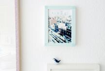 Home Design: Frames / Wall Art