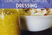 Dips, dressings, liquid goodness! / Recipes, tips & tricks for creating delicious dips, dressings and all that liquid goodness to make your salads and appetizers more tasty!