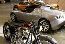 Biler og arc