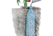 Ideas para jardín reciclando