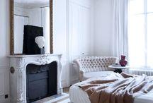 Dreamy Bedrooms / by Kellie of Le Zoe Musings