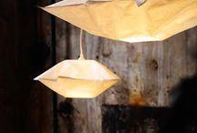 Lighting / Lights inspiration and ideas.