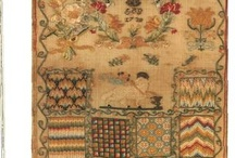 Bargello Embroidery