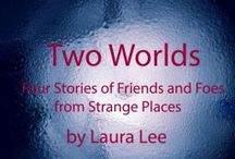 Young Author Laura T. Lee / Laura is a young author from Massachusetts, United States. She uses her books, blog, social media and exhibitions to inspire young children to read and write more often. Two Worlds (Written when she was 9-10, over 62,000 words, will be published and available for sale on Amazon Summer 2016).