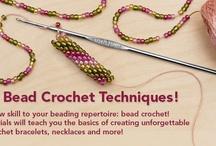 tehnik beads crochet
